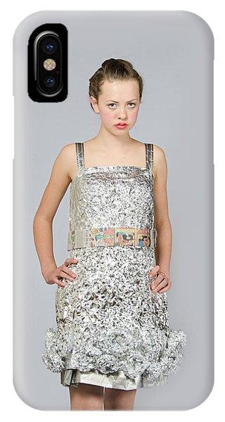 Nicoya In Dress Secondary Fashion 2 IPhone Case