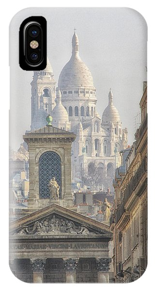 Sacre-coeur  IPhone Case