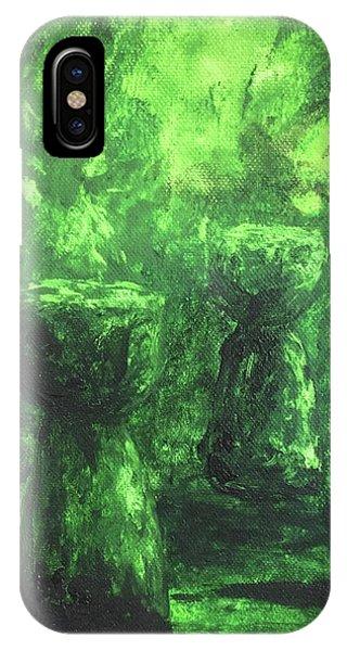 Sacred Latte Stones IPhone Case