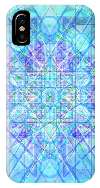 Sacred Symbols Out Of The Void 3b1 IPhone Case