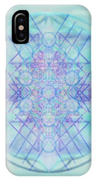 Sacred Symbols Out Of The Void A2b IPhone Case