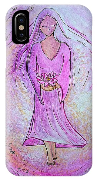 Sacred Woman IPhone Case