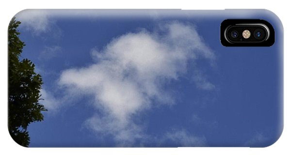 Sad Witch IPhone Case