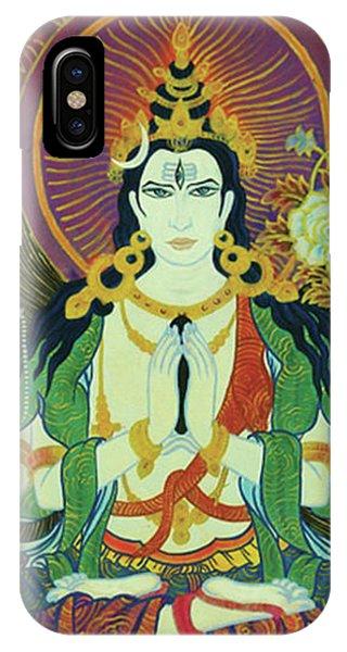 Sada Shiva  IPhone Case