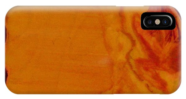 IPhone Case featuring the painting Safe Prison by Deahn      Benware