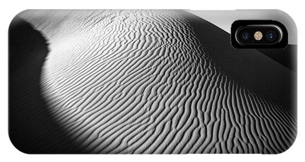 Sahara Dune IPhone Case