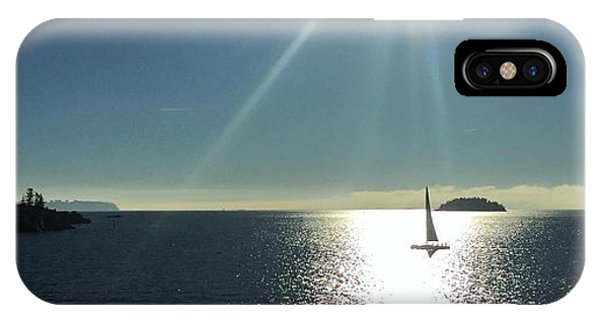 Sail Free IPhone Case