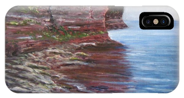 IPhone Case featuring the painting Sail Into The Light by Jan Byington