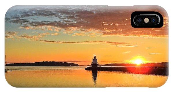 Sail Into The Sunrise IPhone Case