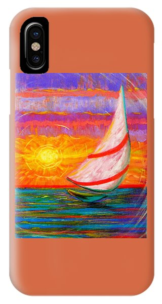 Sailaway IPhone Case