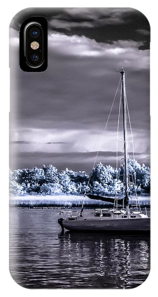 Sailboat 01 IPhone Case
