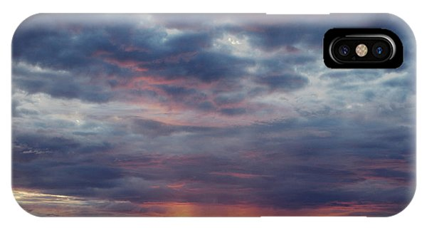 Sailboats On The Bay IPhone Case