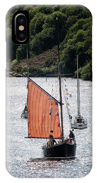 Sailing 46 IPhone Case