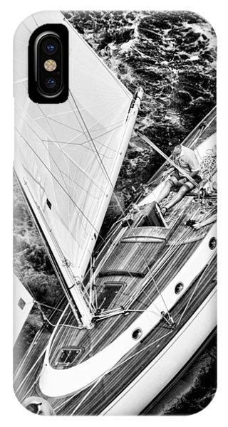 Sailing A Classic IPhone Case