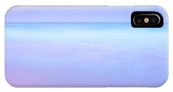 Tidal Waves iPhone Case - Sailing Away by Az Jackson