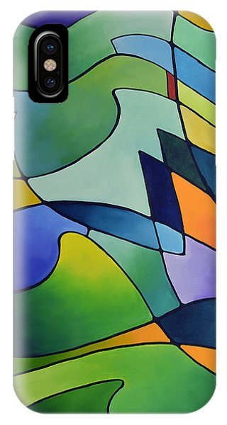 Sailing Away, Canvas One IPhone Case