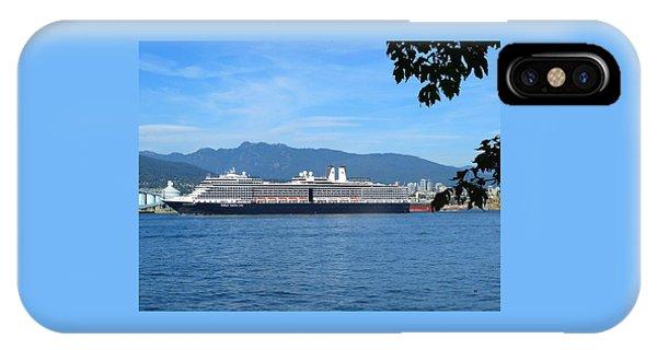 Sailing For Alaska IPhone Case