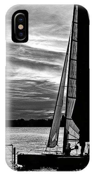 Sailing - Lake Monona - Madison - Wisconsin 2 IPhone Case