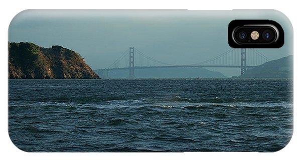 Sailing Marin IPhone Case