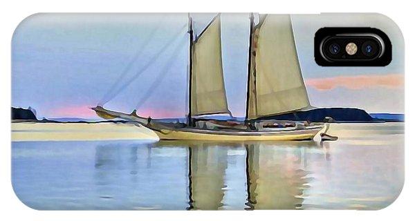 Sailing Sailin Away Yay Yay Yay Phone Case by  Fli Art