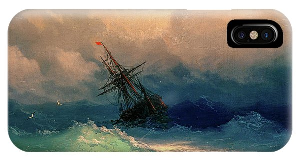 iPhone Case - Sailing Ships In The Harbor by Viktor Birkus