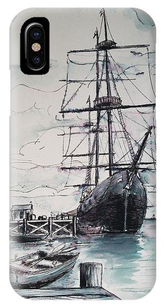 Sailing Vessel Pandora IPhone Case