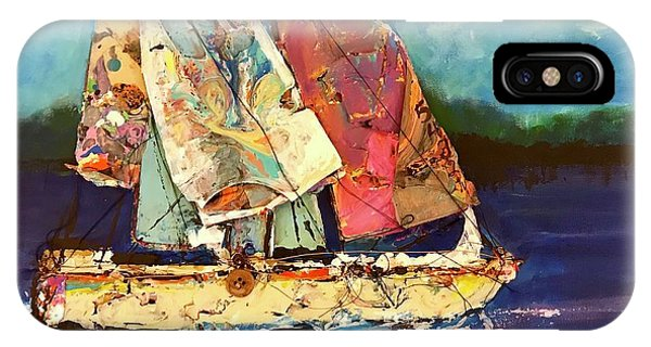 Sails Away IPhone Case