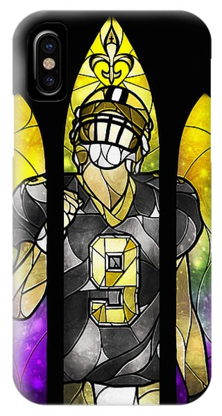 Saint Brees IPhone Case