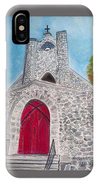 Saint James Episcopal Church IPhone Case