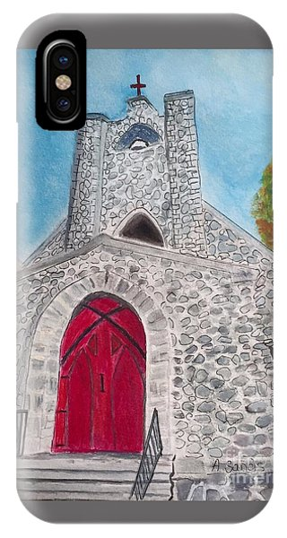 Saint James Episcopal Church IPhone Case
