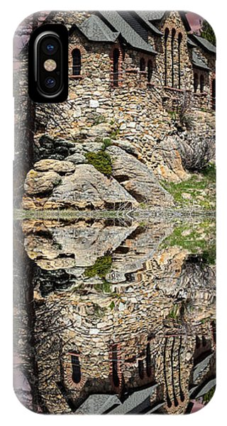 Saint Malo Panorama IPhone Case