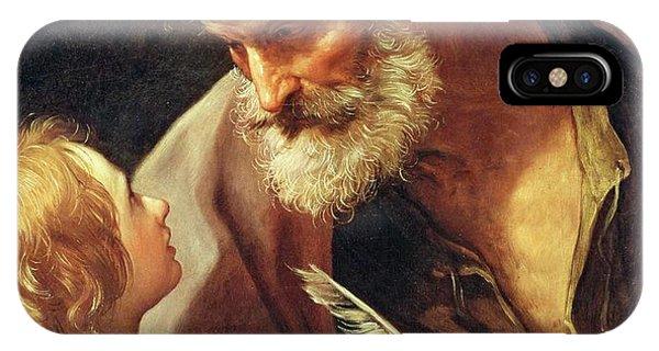 Saint Matthew IPhone Case