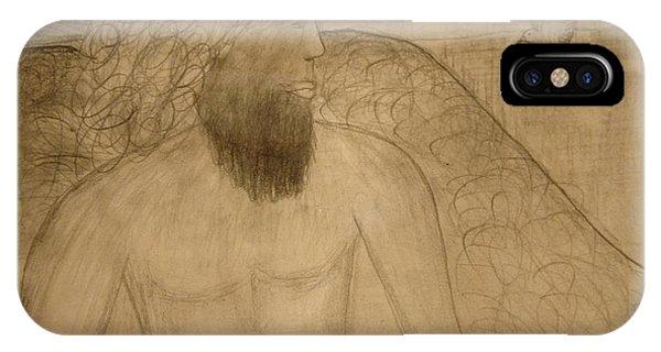 Saint Michael The Archangel IPhone Case
