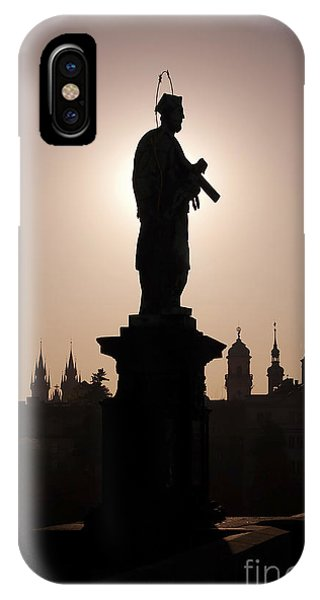 Saint IPhone Case