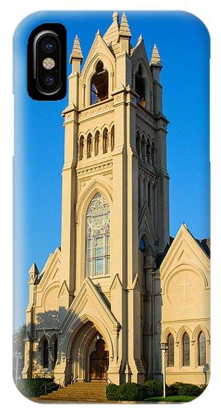 Saint Patrick Catholic Church Of Galveston IPhone Case