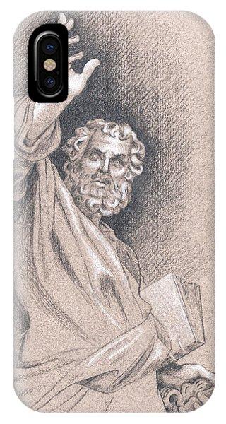 Saint Peter IPhone Case