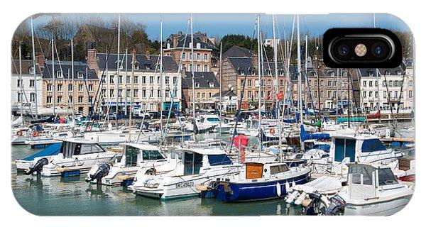 Normandy iPhone Case - Saint Valery En Caux by Delphimages Photo Creations