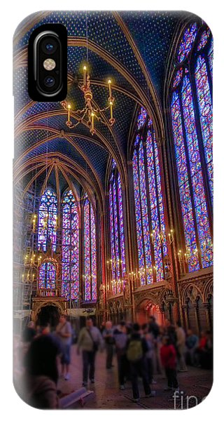 Sainte-chapelle IPhone Case
