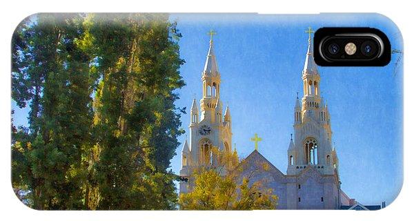 Saints Peter And Paul Church IPhone Case