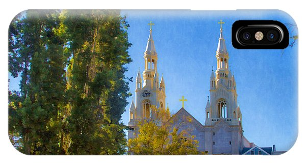 Saints Peter And Paul Church IPhone Case