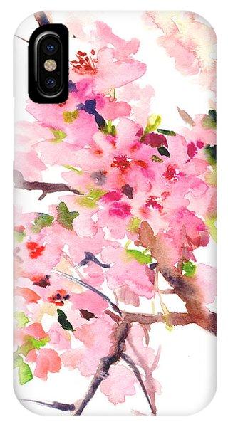 Sakura Cherry Blossom IPhone Case