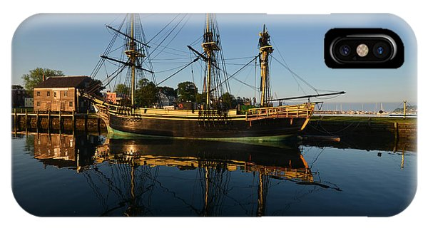 Salem Friendship Reflection IPhone Case
