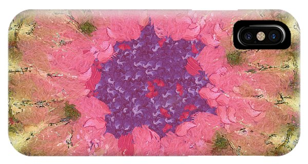 Atomic Tangerine iPhone Case - Salema Constitution Flowers  Id 16163-223804-84160 by S Lurk