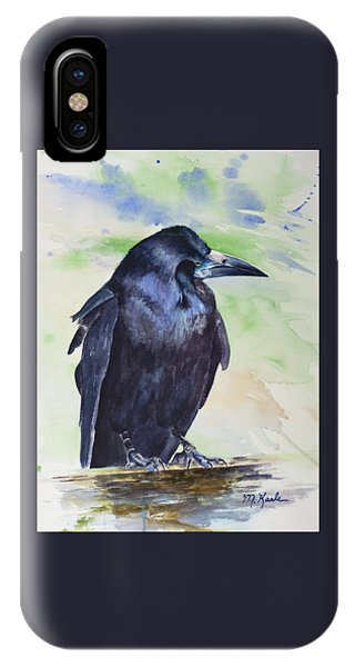 Salisbury Sentinel - Rook IPhone Case