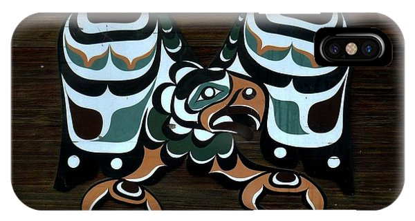 IPhone Case featuring the photograph Salish Painting by 'REA' Gallery