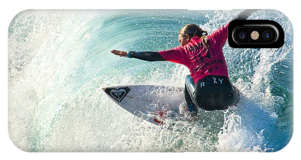 Sally Fitzgibbons IPhone Case