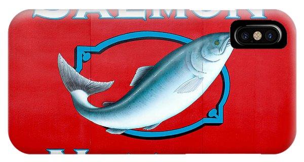 Salmon Nation IPhone Case