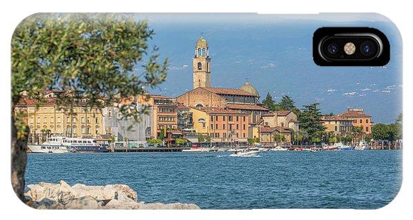 Salo iPhone Case - Salo - Italy by Joana Kruse