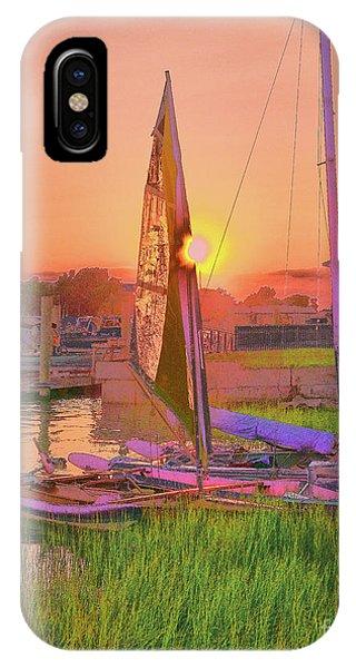 Sailor's Rest IPhone Case