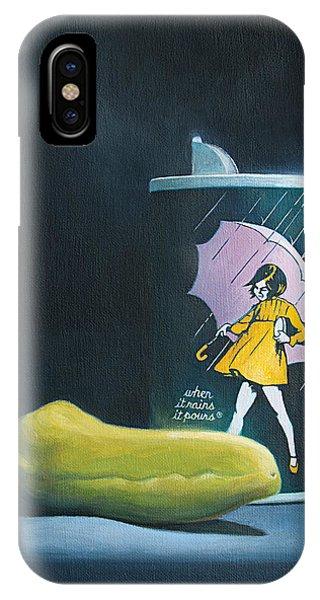Salt And Pepper Phone Case by Joe Winkler